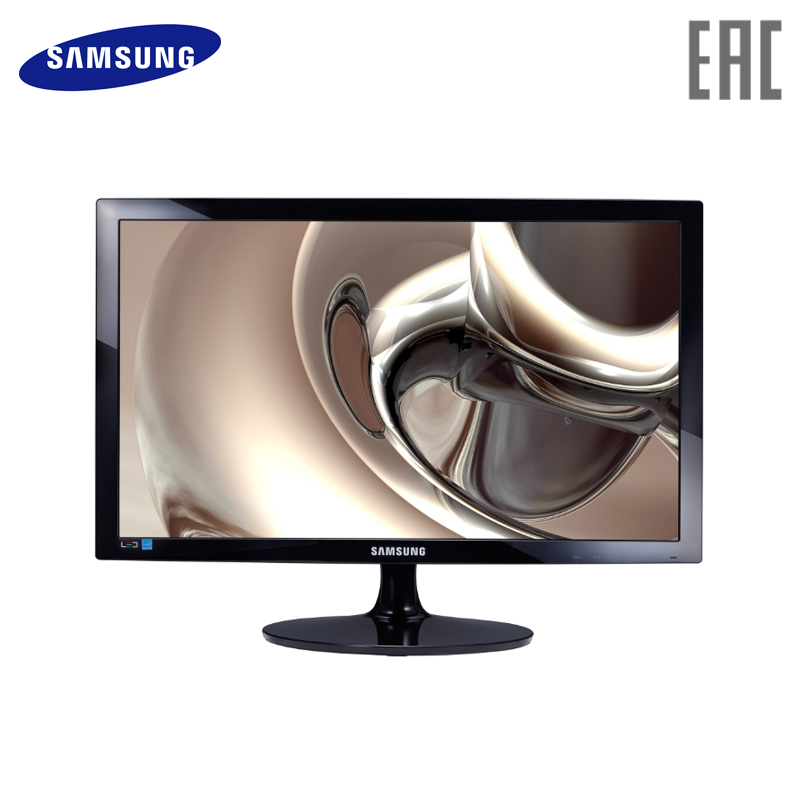 Monitor Samsung 21.5 S22D300NY Black computer display monitor 19