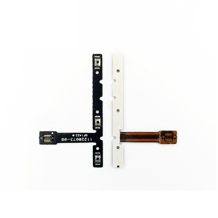 2PCS Power On / Off Button Volume Button Mute Switch Flex Cable For Nokia XL RM-1030 RM-1042