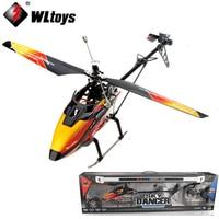 EMS/DHL di Spedizione original WLtoys V913 Singoli Propelle-CH 2.4 GHz Grande Elicottero Versione v911 v912 Sky Dancer Uppgrade