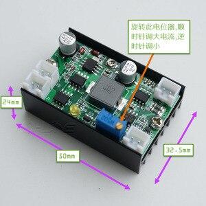 Image 3 - 5A 12 โวลต์ 3.5 4.5 วัตต์ Buck แหล่งจ่ายไฟกระแสไฟคงที่ไดร์เวอร์/เลเซอร์/LED Driver w /TTL พัดลมสำหรับ 405/445/450/520nm