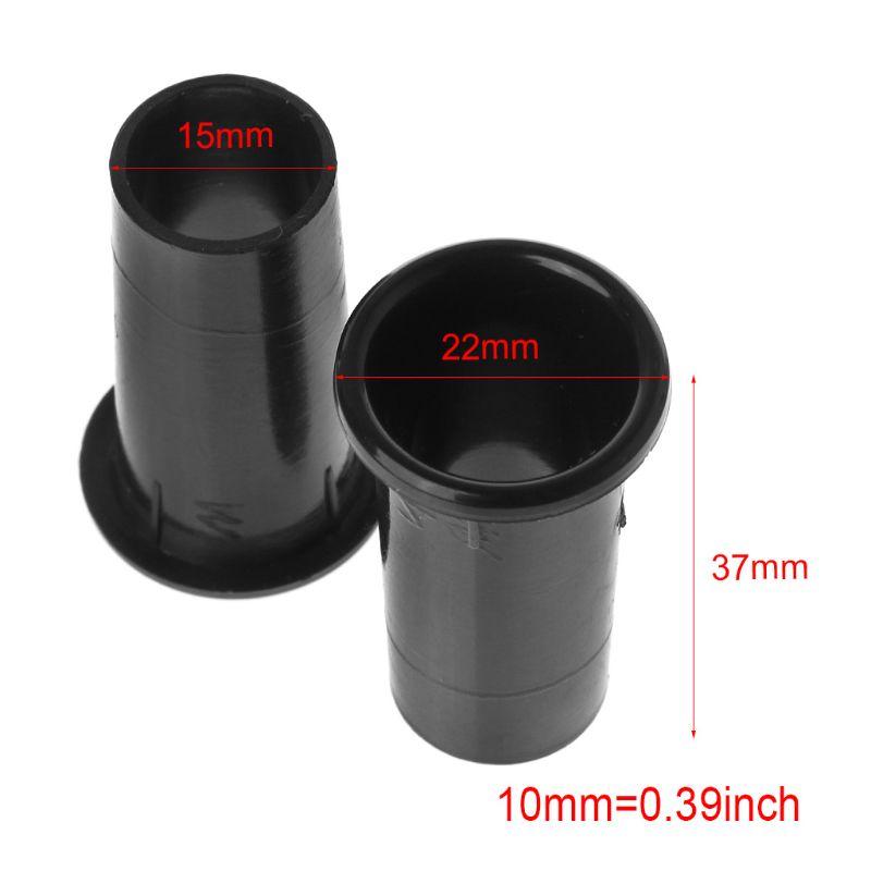 1PC Speaker Port Bass Reflex Tube Woofer Port Inverted Tube Loudspeaker Box Vent