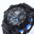 2016 Por Igual Hombres Pantalla LED Digital Reloj de Cuarzo Militar Del Ejército Relojes Deportivos Relogio masculino Montre Homme Reloj Impermeable