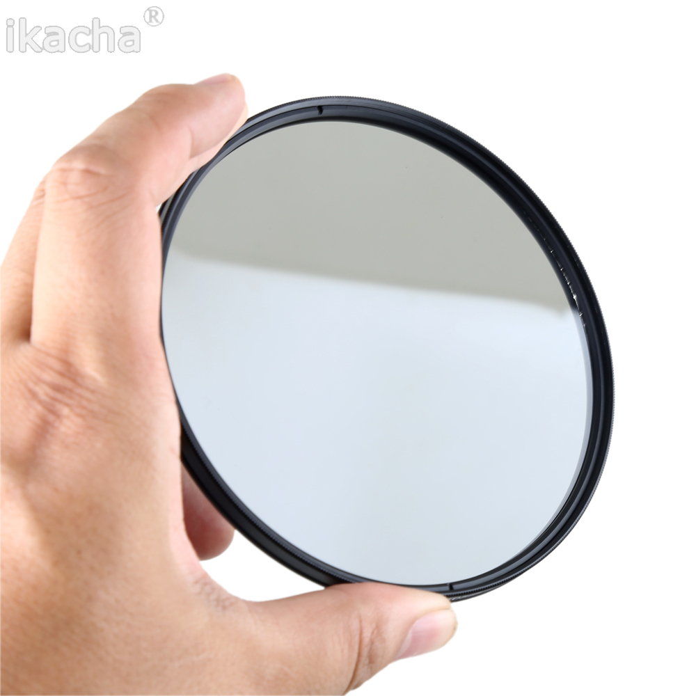 New <font><b>86mm</b></font> 95mm 105mm Circular Polarizer CPL <font><b>Filter</b></font> Lens Protection for Canon Nikon Sony Pentax Olympus Camera Lenses 86 95 105 mm image