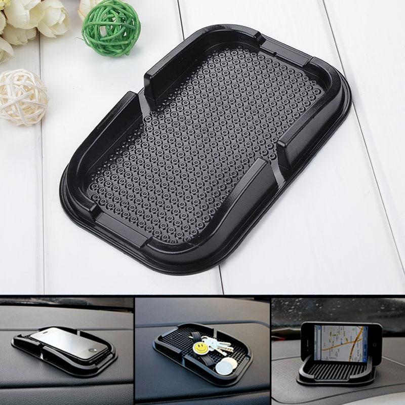 Anti-Slip Non-Slip Mat Car Dashboard Sticky Pad Mount Holder for Cell Phone