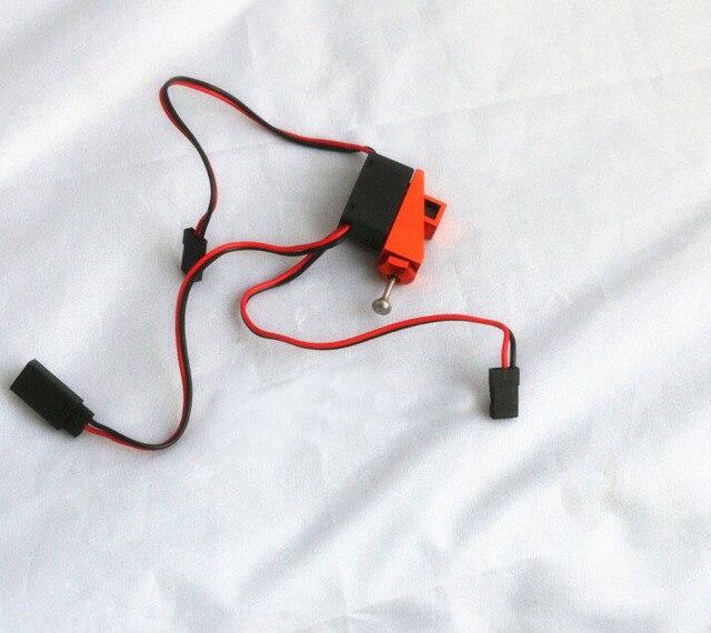 3 Wire Seat Switch - Data Schema •