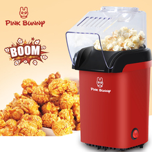 2017 Automatic Silicone Microwave Magic Popcorn Maker DIY Popcorn Machine Mini Machine for children gifts EU plug free shipping