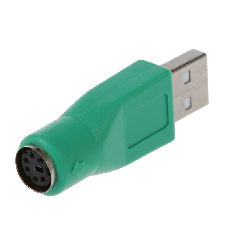 Image 3 - PS / 2 Female To USB Male Adapter Converter For Keyboard Mouse Mouse-in Computer Cables & Connectors from Computer & Office