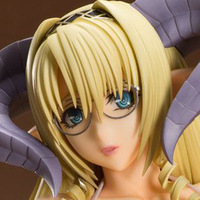 22cm Anime The Seven Deadly Sins Mammon PVC Sexy Action Figure Collectible Model Toy