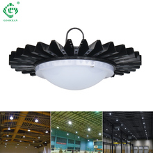 GO OCEAN UFO LED High Bay Light 50W For Warehouse Football Field Industrial Lights Workshop LED Bay Light 220V 230V 240V Lamps цена
