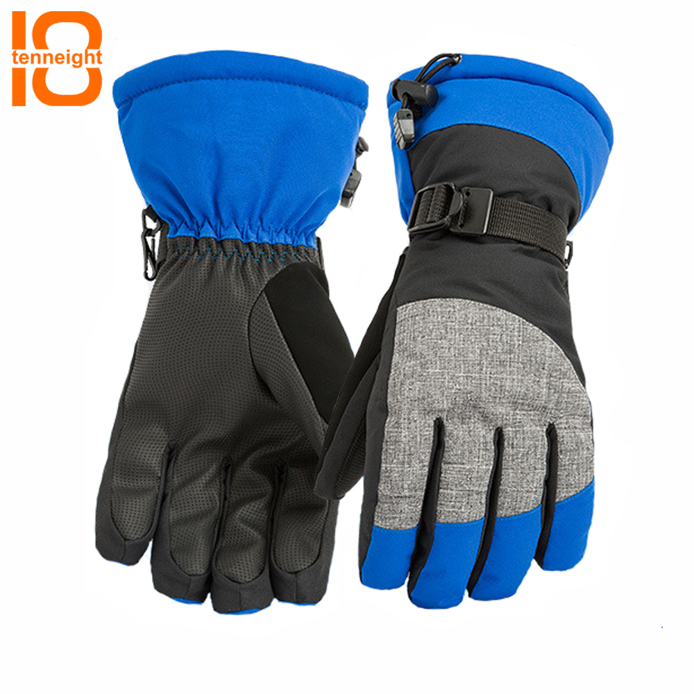 Skiing & Snowboarding Sports & Entertainment Tenneight Ski Gloves Snowboard Gloves For Men And Women Winter Warm Motorcycle Riding Windproof Waterproof Non-slip Snow Gloves To Be Renowned Both At Home And Abroad For Exquisite Workmanship Skillful Knitting And Elegant Design