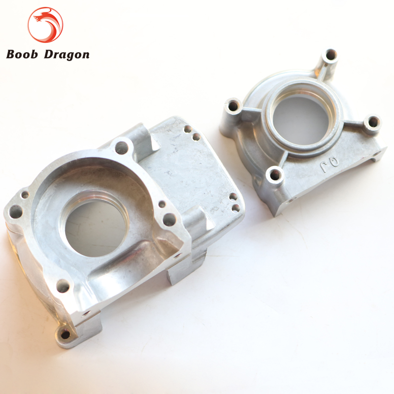 Straight Row Crankcase Cover For High Speed 26CC 29CCC Gasoline Engine for rc boat rc boat gas engine new cnc competitive edition 26cc rc boat engine for racing boat vs zenoah g290pum