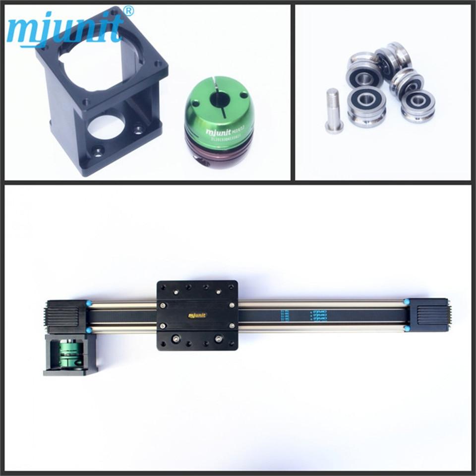 Diy linear belt drive Linear motor vs belt drive