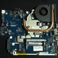 MBBL002001 материнская плата для ACER Aspire 5551 LA-5912P с радиатором вместо 5552G LA-5911P совместима и бесплатный процессор