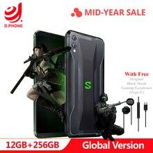 Global Version Xiaomi Black Shark 2 12GB 256GB Gaming Phone Snapdragon 855 Octa Core 48+12MP Camera 4000mAh Game Smartphone