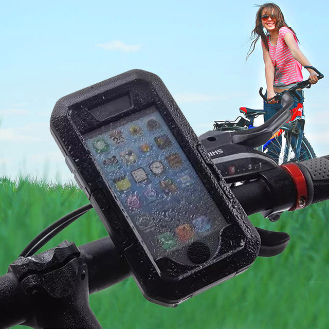 new concept eb2e7 13698 US $20.1 |For iPhone 6 Case Multifunction Motorcycle Bicycle Bike  Waterproof Mount Phone Holder For iPhone 6S 6 Plus 5S Lanyard Hook Case-in  Fitted ...