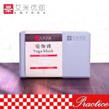 saiz standard EVA yoga blok unit 170g, ketumpatan tinggi dan kekerasan yang tinggi