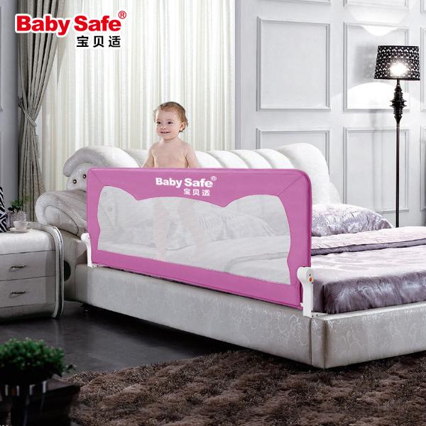 2016 Venta Caliente Venta de Gas Estufa Perilla de Puerta Del Bebé Tope de La Puerta barandillas de la cama del niño babysafe valla infantil 1.8 metros general de tipo tampón
