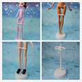10Pcs/lot High Quality NEW White Color Doll Leg Stands Display Holder For Monster Dolls Standers For Dolls Standing Toys