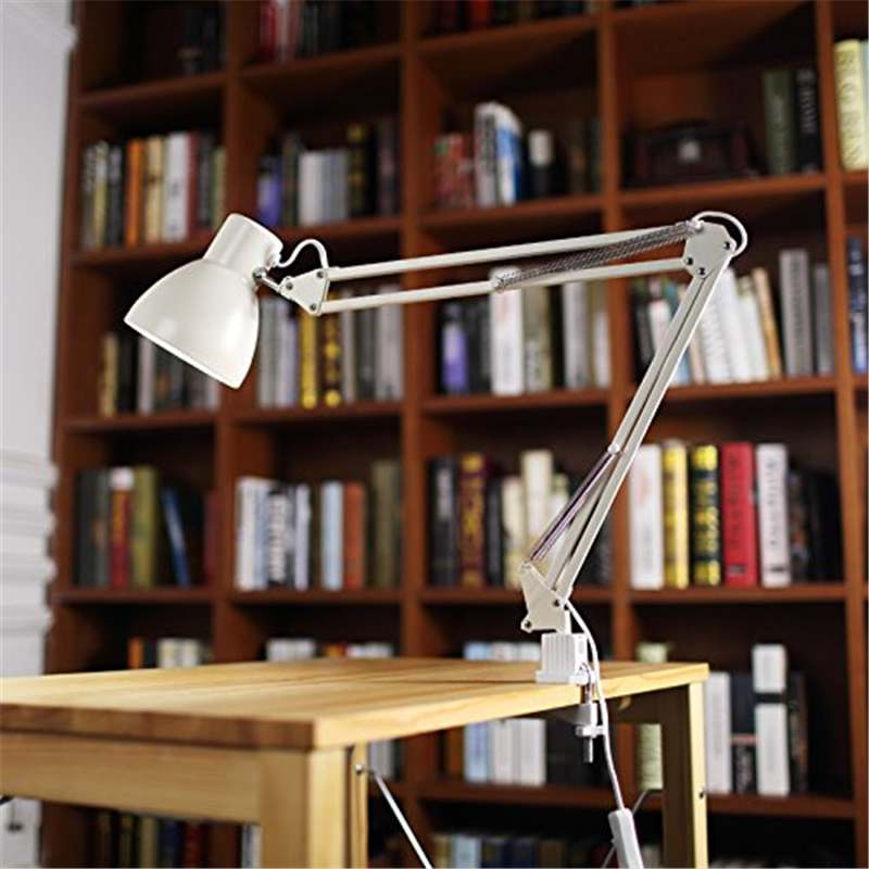 inateck lamp swing desk table tomons arm