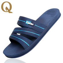 New Arrival Summer Men s Large Size Slippers Men s Round Toe Hard Wearing Slippers High