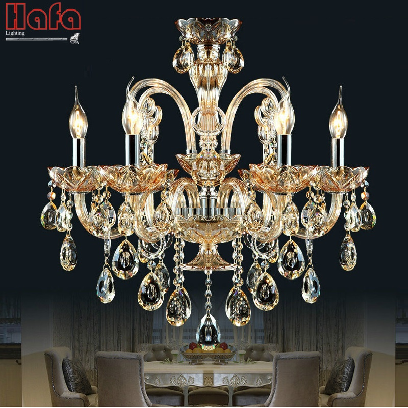 Crystal chandelier Lighting Modern Crystal light Bedroom Living room crystal Lighting Chandelier crystal Light Fixtures