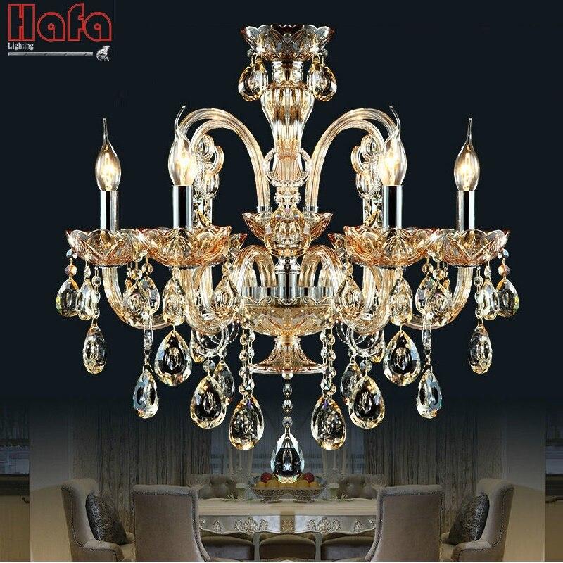 Kristall Kronleuchter Beleuchtung Moderne Licht Schlafzimmer Wohnzimmer LeuchtenChina