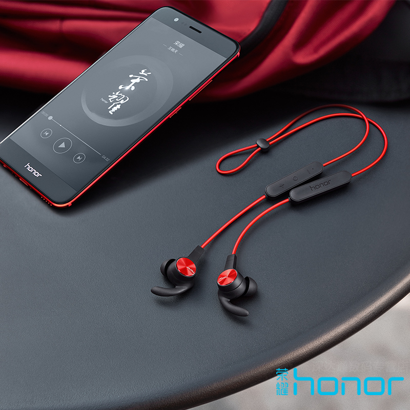 d2172f9e342 Asli Huawei Honor Xsport Bluetooth Headset AM61 IPX5 Tahan Air BT4.1 Musik  MIC Kontrol Nirkabel Earphone untuk Android IOS di Earphones & Headphones  dari ...