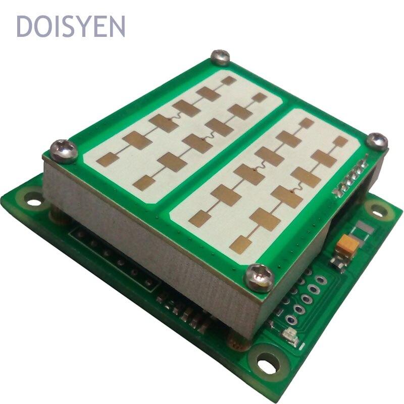 Трафик СВЕТОДИОДНЫЕ фонари 24 ГГц к группе FSK/CW радар детектор скорости