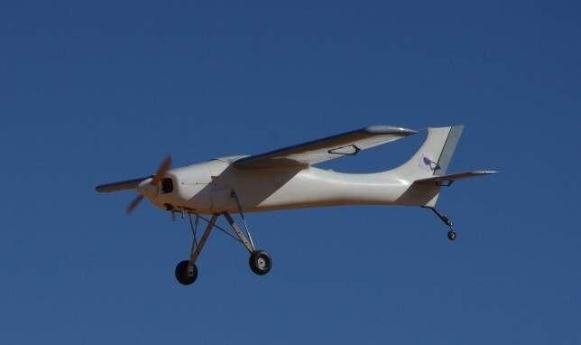 Mjolnir(shark) UAV 2.6m platformMjolnir(shark) UAV 2.6m platform