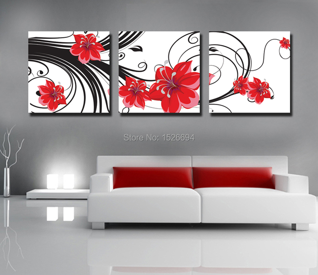 Wall decor art vector images
