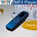 O envio gratuito de 8 GB Embutido bateria AAA suportado USB Flash MP3 Player com Rádio FM & Tela LCD Gravação