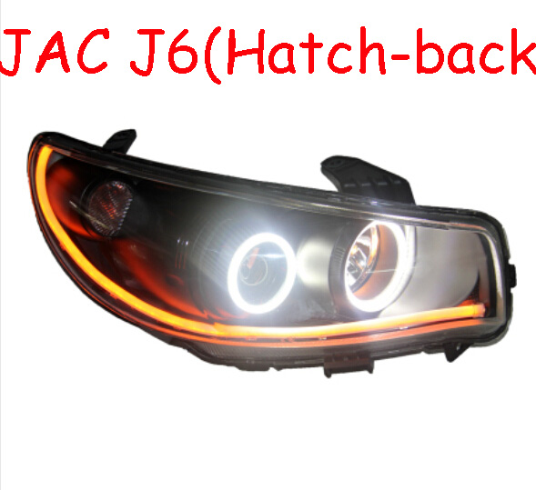 JAC J5 headlight,hatch-back car,HeYue,RS,Fit for LHD,Free ship! JAC J5 fog light,2ps/set+2pcs Aozoom Ballast; J5,JAC RS rs 2pcs 139