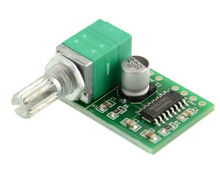 5pcsPAM8403 mini 5V digital amplifier board with switch potentiometer can be USB powered