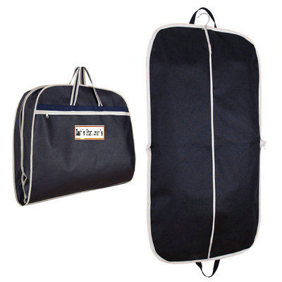 Home Garment Bag Foldable Suit Bag Travel Closet Dust Cover Clothes Bag With Zipper For Traveling