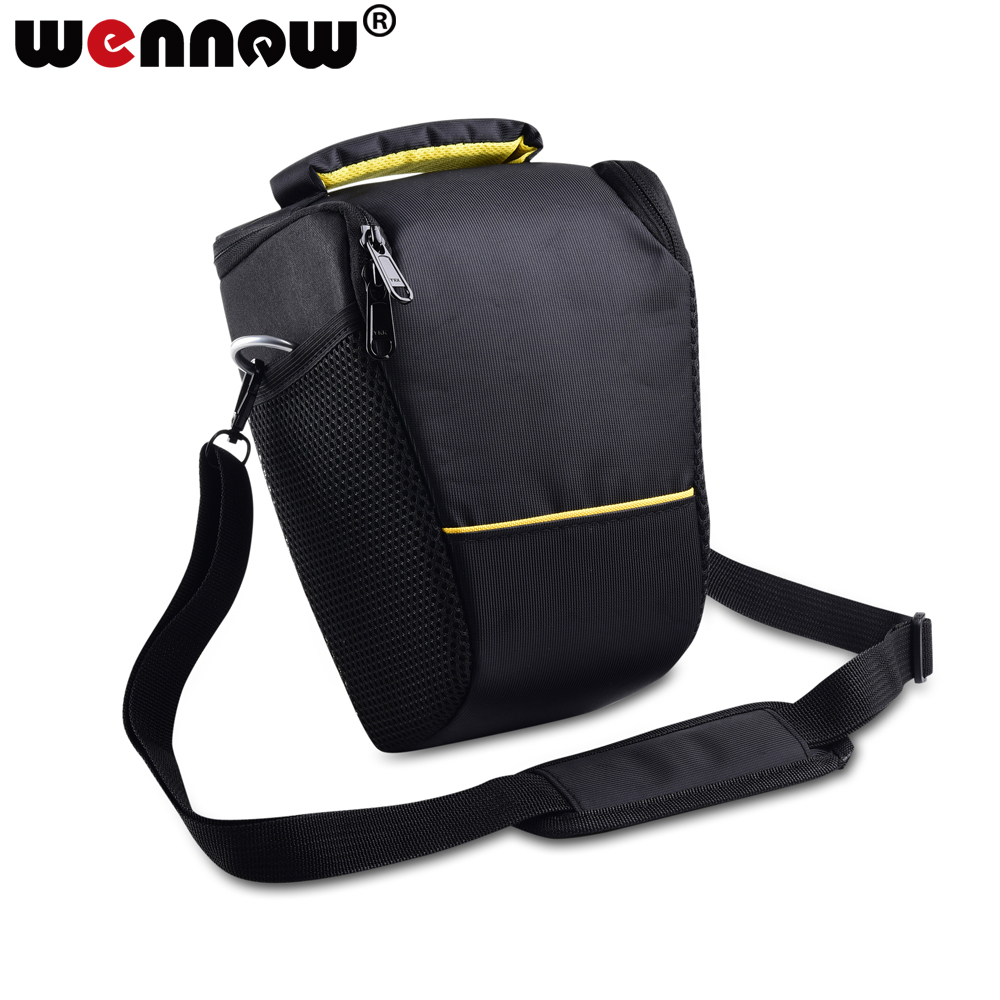 wennew Camera Bag <font><b>Case</b></font> for <font><b>FUJIFILM</b></font> <font><b>X</b></font>-T20 XT20 <font><b>X</b></font>-<font><b>T3</b></font> XT3 <font><b>X</b></font>-T100 XT100 GFX 50R <font><b>X</b></font>-Pro2 <font><b>X</b></font>-E3 <font><b>X</b></font>-A5 XA5 XT10 <font><b>X</b></font>-T10 Photo shockproof image