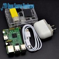 Raspberry Pi 3 Starter Kit With Raspberry Pi 3 Model B 5V 2 5A EUUSUKAU Power