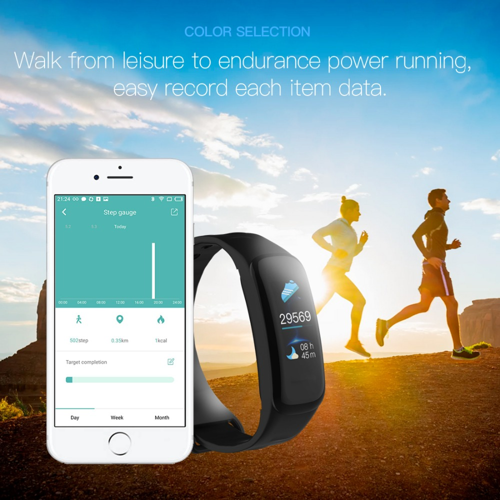 Letike-C1s-Smart-Bracelet-Color-screen-Fitness-Tracker-blood-pressure-Heart-Rate-Monitor-sleep-tracker-Wristband (1)