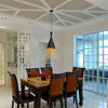 Vintage Chandelier Pendant Lamp Home Retro Ceiling Light Hanging Light Decors