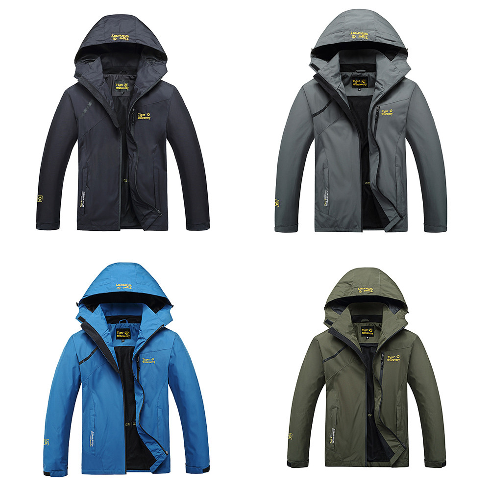 highly praised best price various kinds of US $37.79 11% OFF|Regatta Fashion Mens Telmar Waterproof Outdoor Hiking  Walking Classic Jacket Mountaineer Coat windproof quick drying  comfortable-in ...