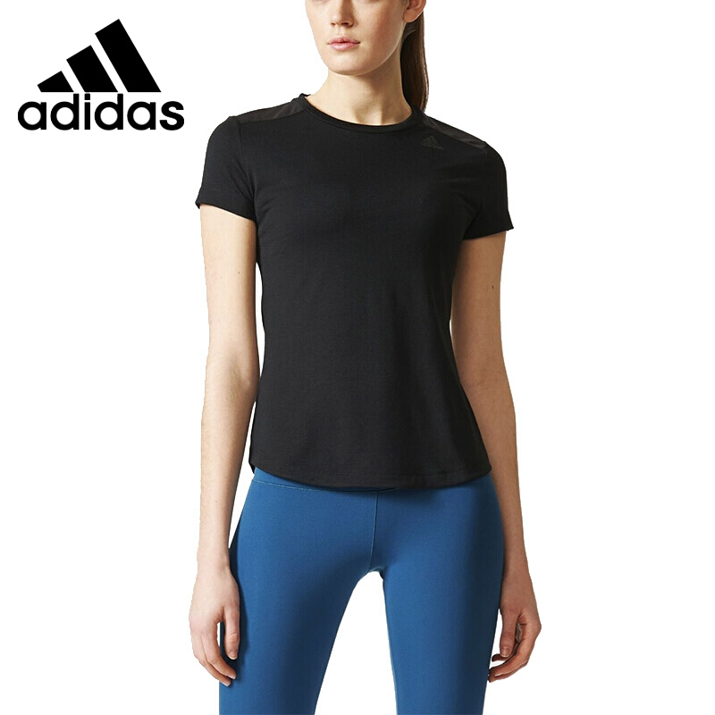 Original New Arrival 2017 Adidas Prime Tee Mix Women's T-shirts short sleeve Sportswear original new arrival adidas rs ss tee m men s t shirts short sleeve sportswear