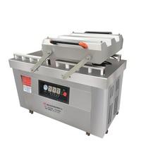 Automatic Vacuum Food Sealer Double Chamber Vacuum Dry Wet Vacuum Sealed Steel Sealing Machine DZ 600