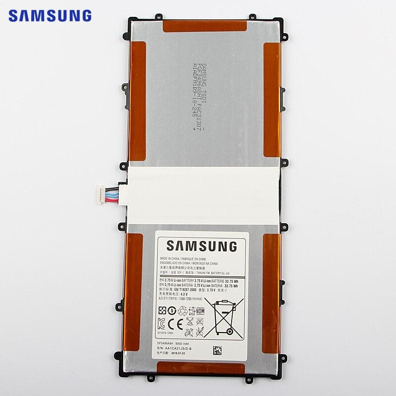 New Genuine SP3496A8H Battery For Samsung Google Nexus 10 GT-P8110 HA32ARB
