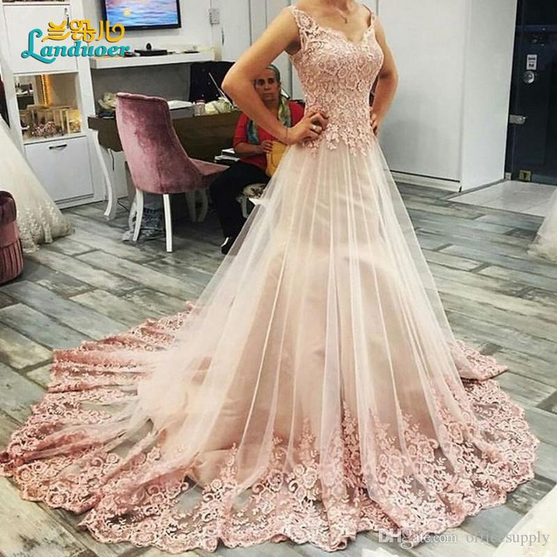 Online buy wholesale dress modest from china dress modest for Lace wedding dress instagram