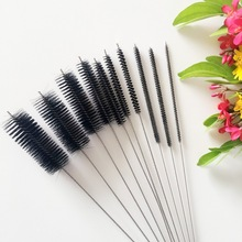 10pcs/set Airbrush Cleaning Brush Needle Mouth Spray Gun Needle&Brush Kit Spray Gun Tattoo Body Piercing Repair Tool