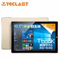 "Teclast tbook 10 10.1 ""Tablet PC de Windows 10 + Android 5.1 Intel Cereza Trail Z8300 64bit Quad Core 4 GB + 64 GB 2 en 1 Ultrabook"