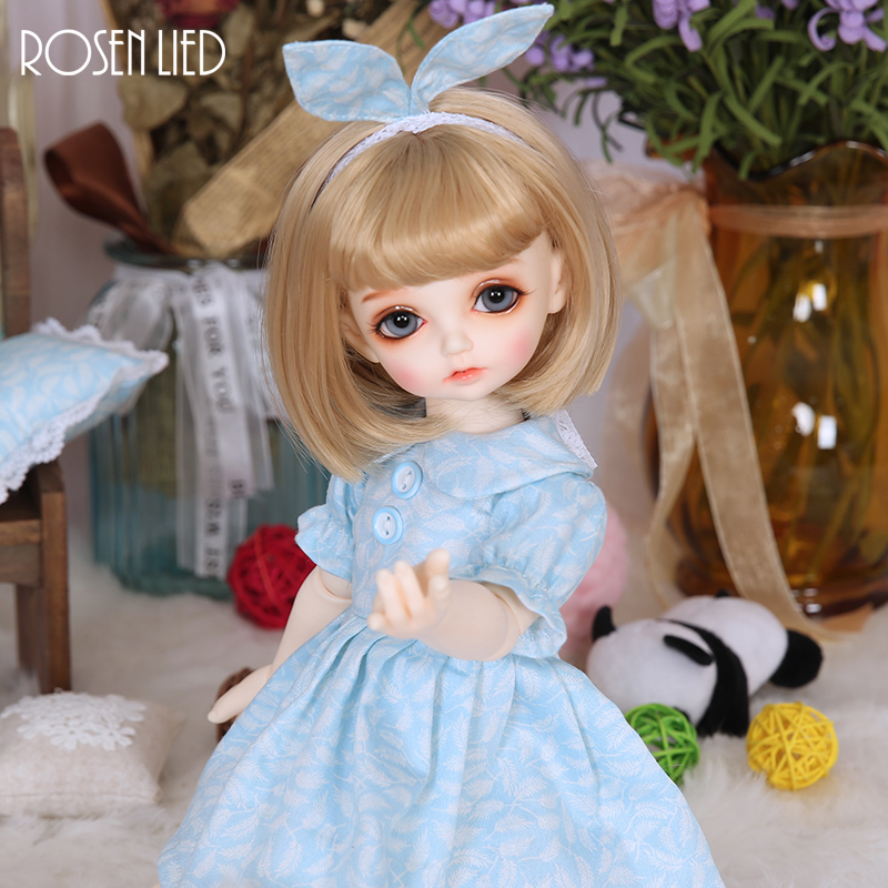 Rosenlied RL Holiday Miu bjd sd doll 1/4body model boys or girls bjd doll oueneifs High Quality resin toys free eye beads shop magic home закладка для книг корона принц