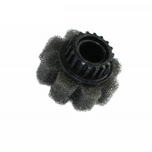 10Pcs Gathering Roller Paper Exit Section Sponge For Ricoh AF 1075 2075 7500 8000 2090 1350