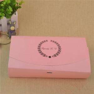 Image 3 - 30 шт., специально для U бумаги, коробка для шоколадных тортов, женская коробка для печенья, Детская коробка для рукоделия