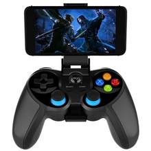 PG-9157 Bluetooth Gamepad Wireless Controller Mobile Phone Gamepad For PUBG Gaming Controller Game Joystick For TV Phone PC(China)