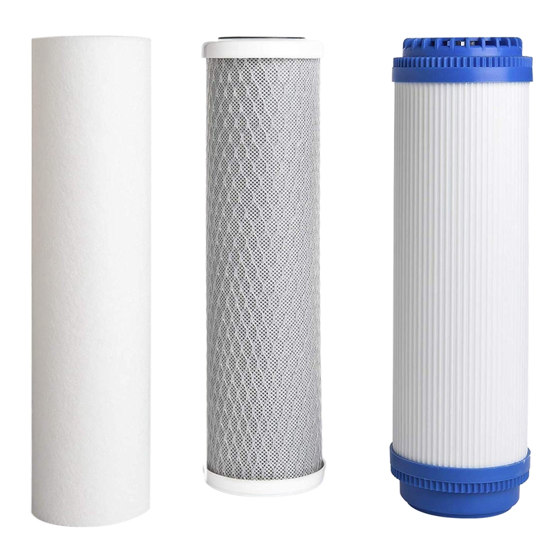 10Inch Filter Elements Filtration System Purify Replacement Part Universal For Water Purifier For Household Appliances